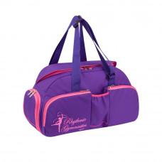 С-6419 Сумка для художественной гимнастики фиолетовая