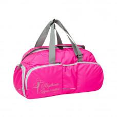 С-6419 Сумка для художественной гимнастики ярко розовый