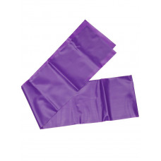 Эспандер ленточный INDIGO MEDIUM 1,5м*15см*0,45мм Фиолетовый