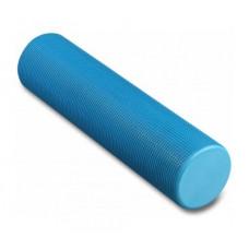 Ролик массажный для йоги INDIGO Foam roll IN021 15*45 см Синий