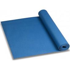 Коврик для йоги и фитнеса 173*61*0,3см Синий