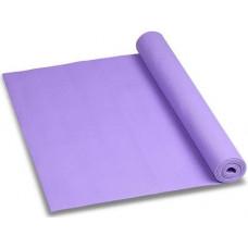 Коврик для йоги и фитнеса 173*61*0,3см Сиреневый