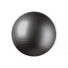 Мяч гимнастический INDIGO 55 см Серый металлик