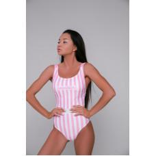 Купальник Striped Pink