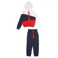 Спортивный костюм Казань с капюшоном без молнии