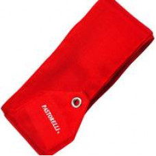 Лента PASTORELLI одноцветная 4м красная 00090
