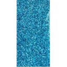 Голубая блестящая обмотка Pastorelli в полосах