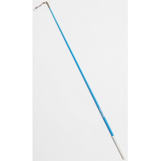 M700G Палочка SASAKI однотонная, 60см синяя+белая ручка