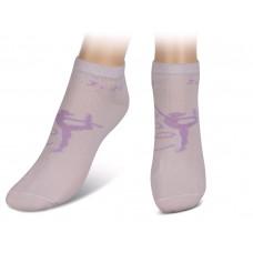 """Носки короткие с гимнасткой """"Indigo"""""""
