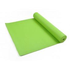 Коврик для йоги и фитнеса 173*61*0,3см Зеленый