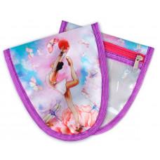 Чехол для получешек 303-031 сиреневый/розовый/фиолетовый
